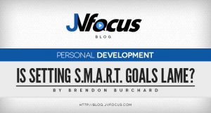 Is Settings S.M.A.R.T. Goal